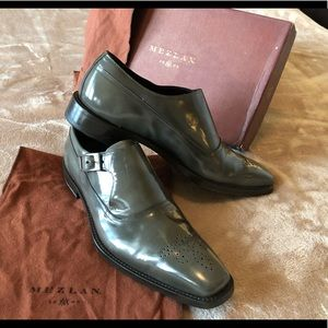 MEZLAN ,High quality Leather Loafer